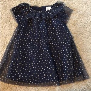 6-month baby girl star dress